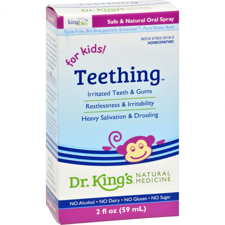 King Bio Homeopathic Teething - 2 fl oz