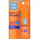 Kiss My Face Sun Care HotSpots SPF 30 - 0.5 fl oz - Case of 6