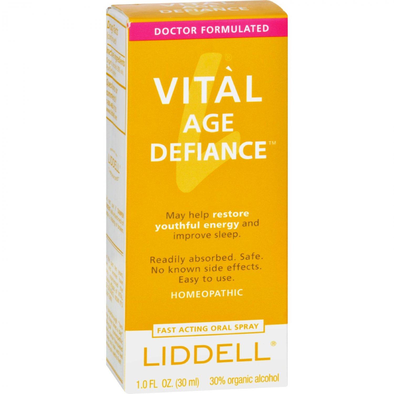 Liddell Vital Hgh - 1 fl oz