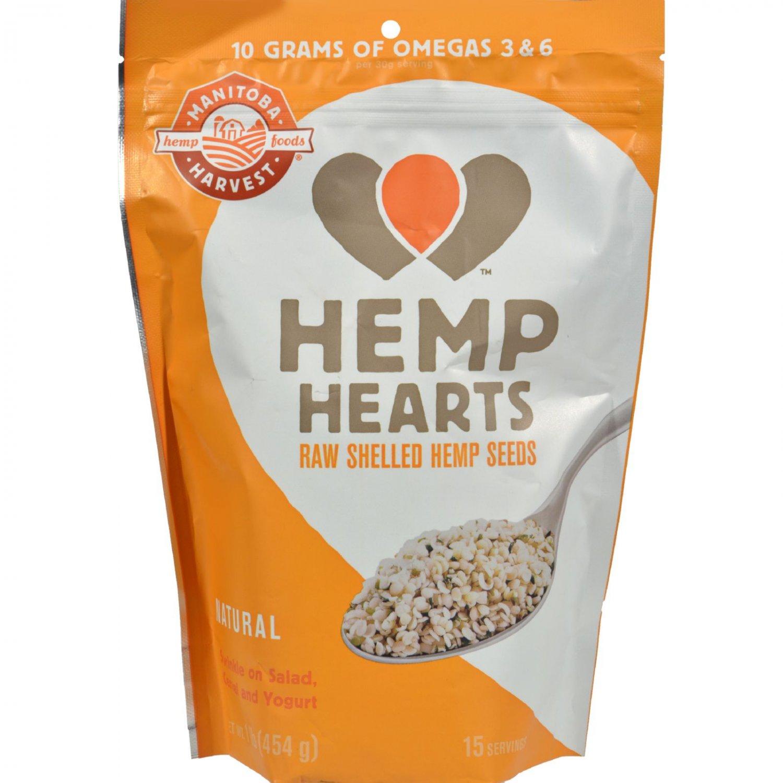 Manitoba Harvest Hemp Hearts - 1 lb