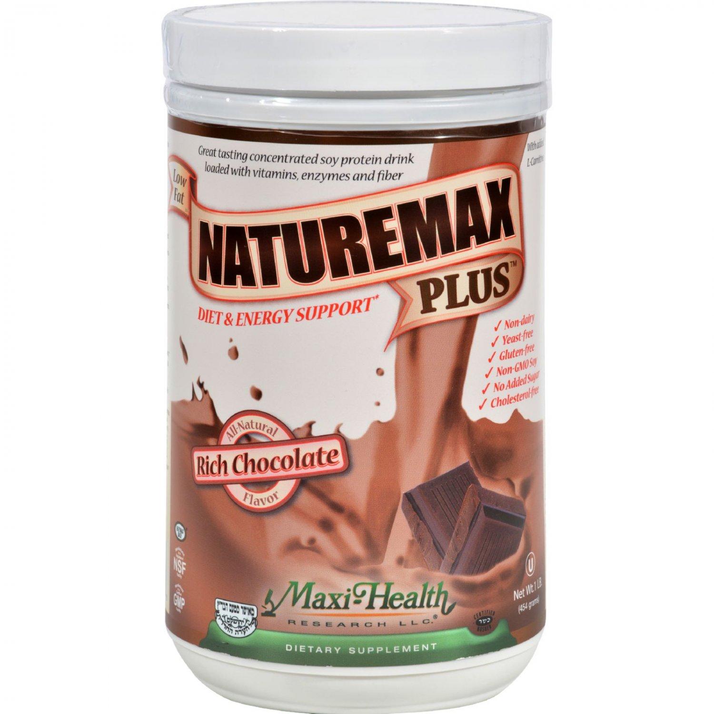 Maxi Health Naturemax Plus - Chocolate - 1 Lb.