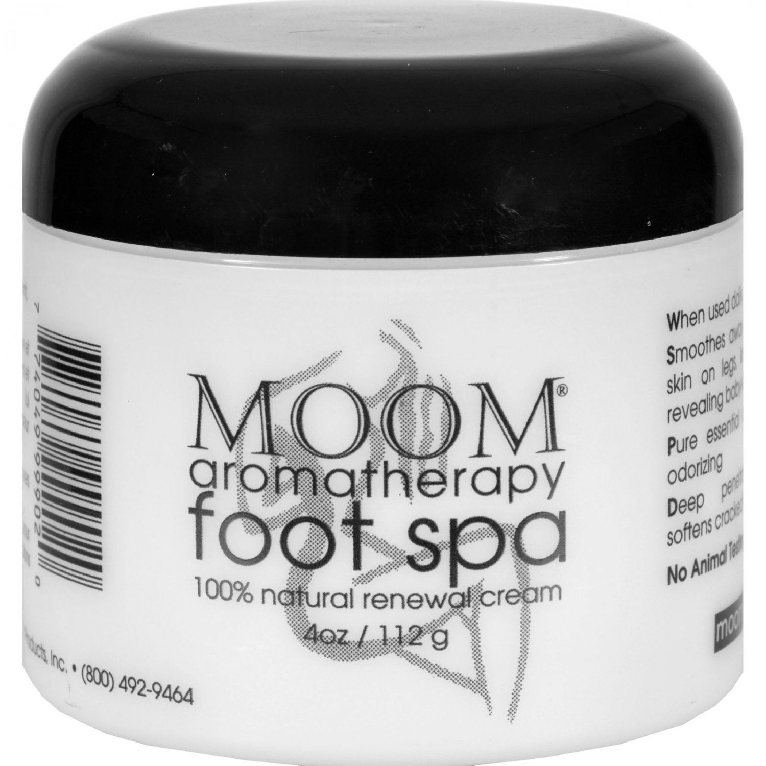 Moom Aromatherapy Foot Spa - 4 oz