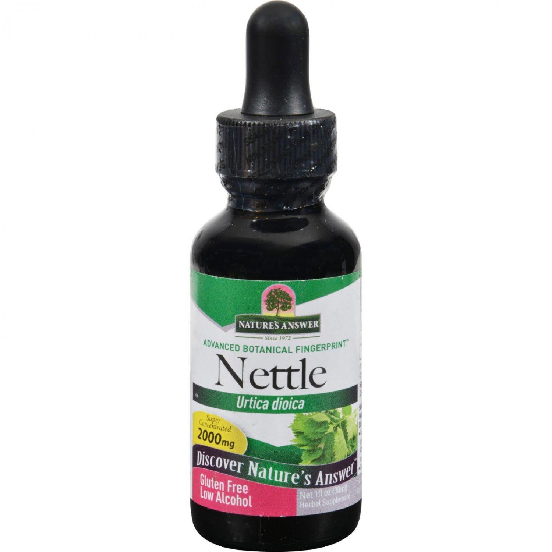 Nature's Answer Nettle Leaf - 1 fl oz