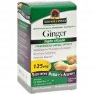 Nature's Answer Ginger Rhizome - 60 Vegetarian Capsules