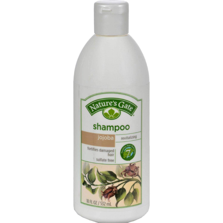 Nature's Gate Herbal Jojoba Revitalizing Shampoo - 18 fl oz