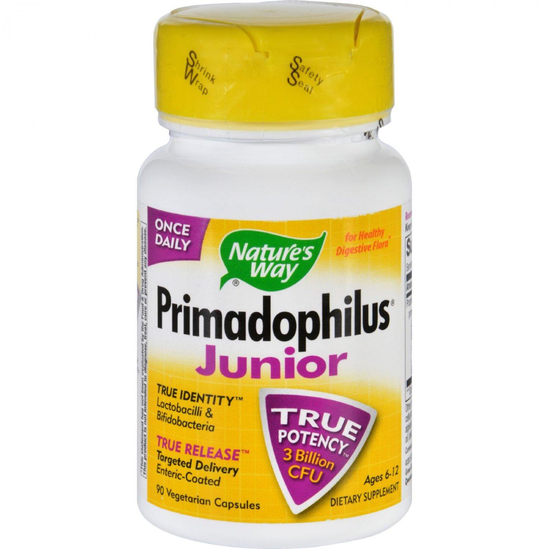 Nature's Way Primadophilus Junior - 90 Vcaps