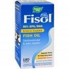 Nature's Way Fisol Fish Oil - 180 Softgels