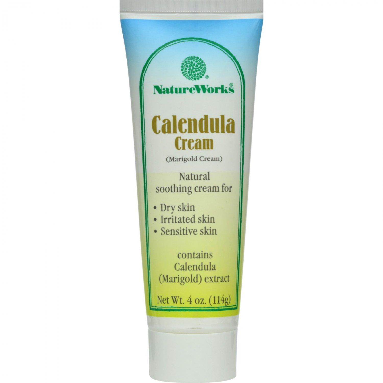 Nature Works Calendula Cream - 4 oz