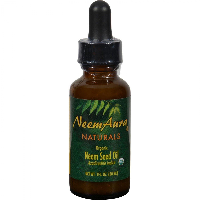 Neem Aura Neem Topical Oil - 1 fl oz