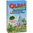 Olbas Therapeutic Herbal Cough Drops - Maximum Strength - Case of 12 - 1.6 oz