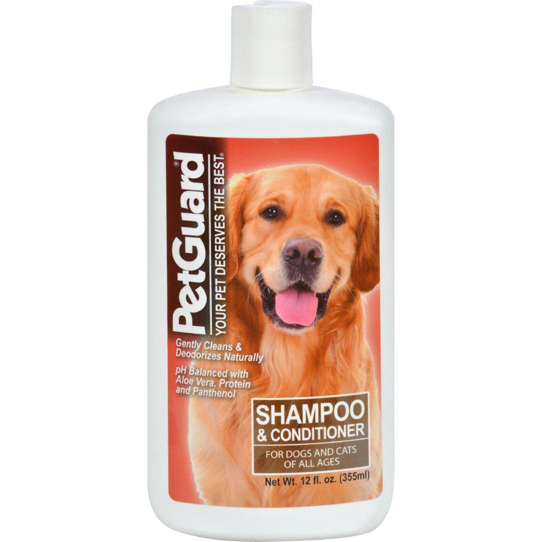 PetGuard Shampoo And Conditioner For Dogs - 12 fl oz