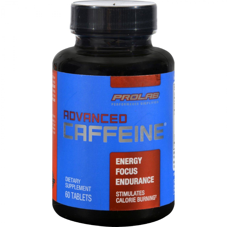 ProLab Advanced Caffeine - 60 Tablets