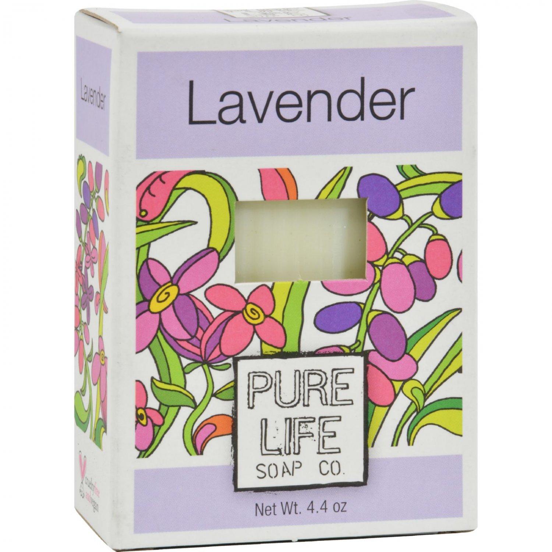 Pure Life Soap - Lavender - 4.4 oz