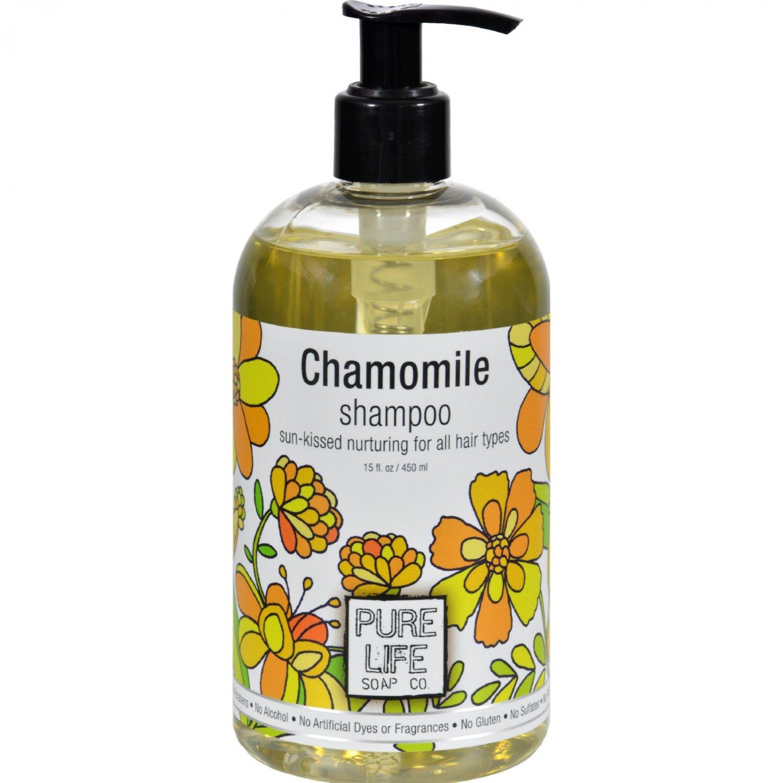 Pure Life Shampoo Chamomile - 14.9 fl oz