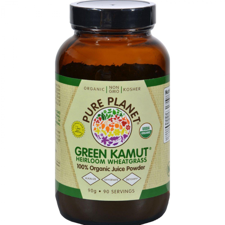 Pure Planet Green Kamut - 3.14 oz