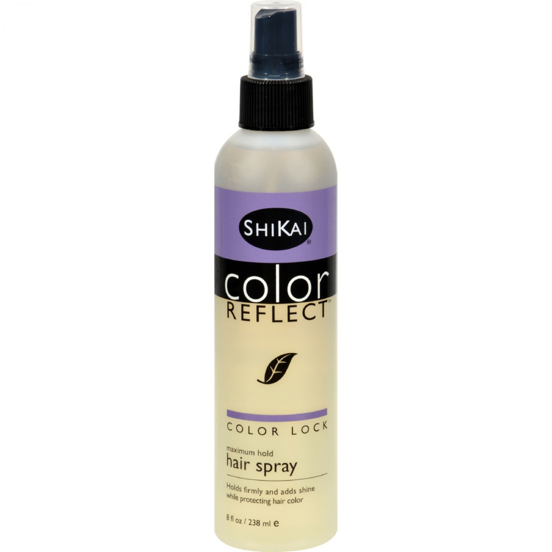 Shikai Color Reflect Color Lock Hair Spray - 8 fl oz
