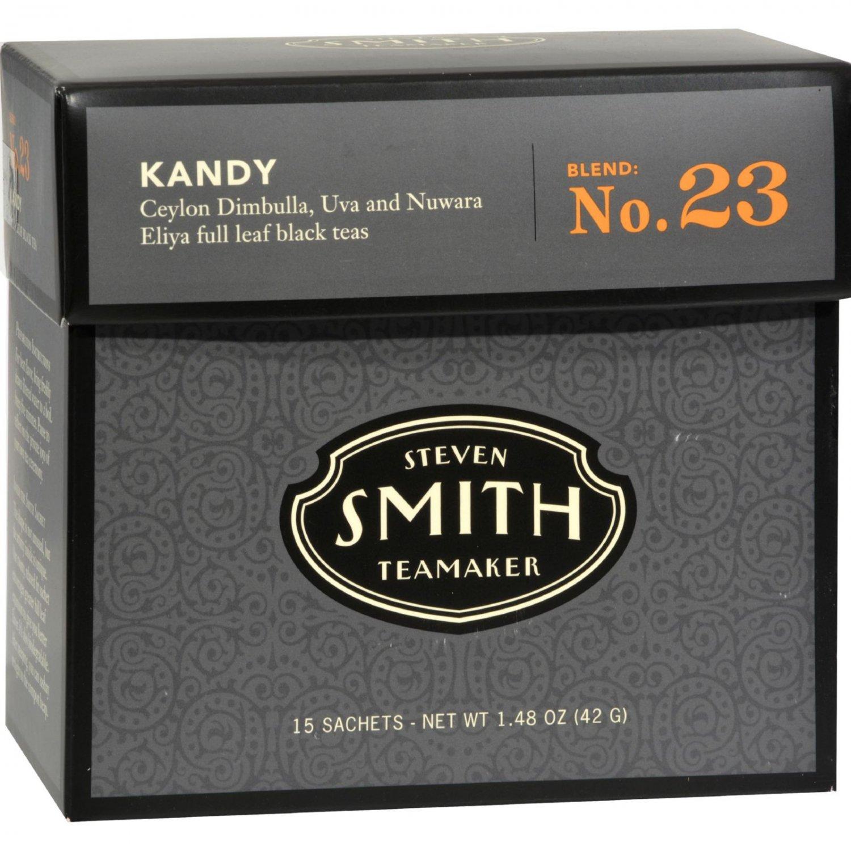 Smith Teamaker Black Tea - Kandy - 15 Bags