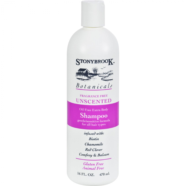 Stony Brook Shampoo Unscented - 16 fl oz
