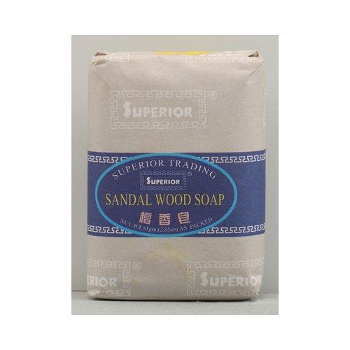 Superior Trading Sandal Wood Soap - 2.85 oz.