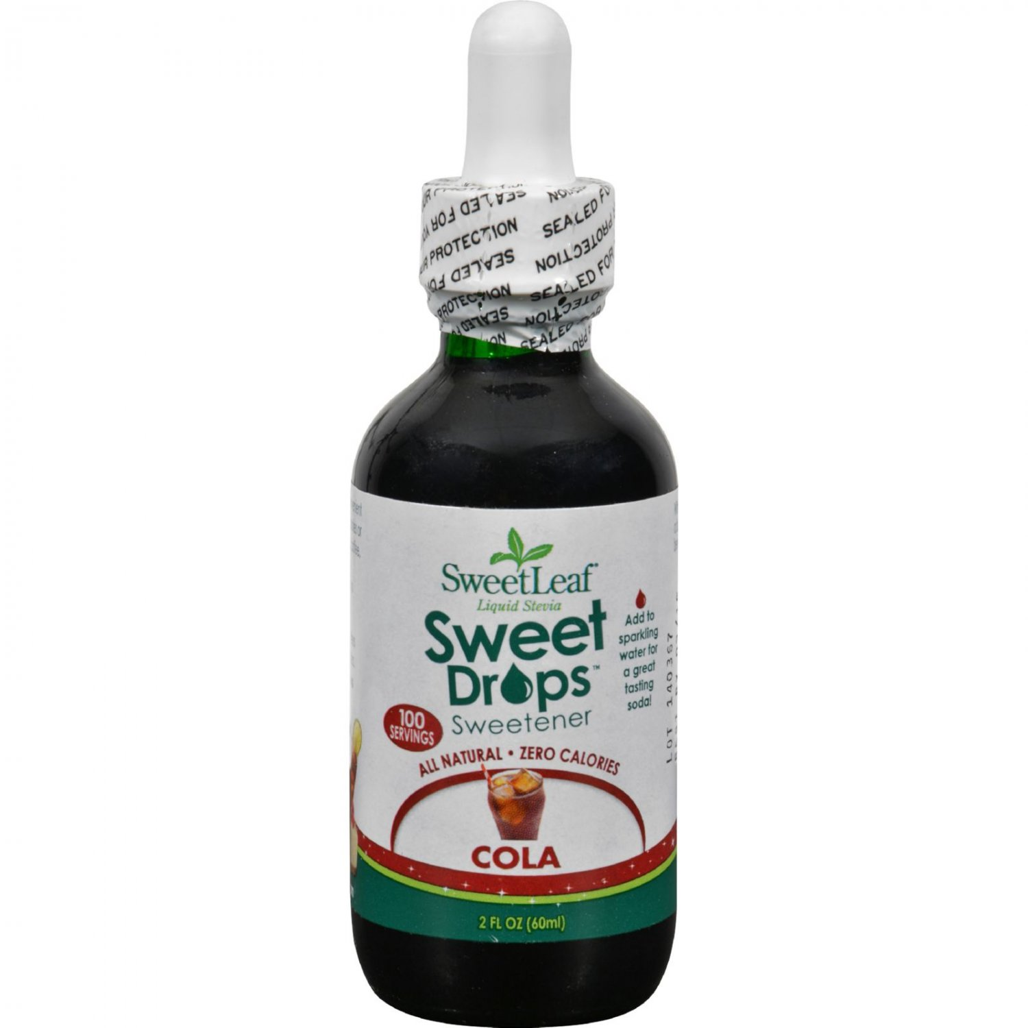 Sweet Leaf Sweet Drops Cola - 2 fl oz