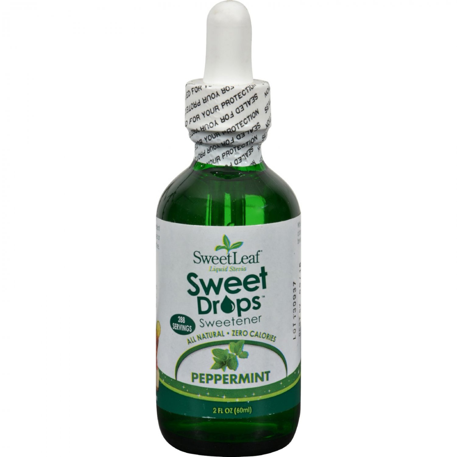 Sweet Leaf Sweet Drops Sweetener Peppermint - 2 fl oz