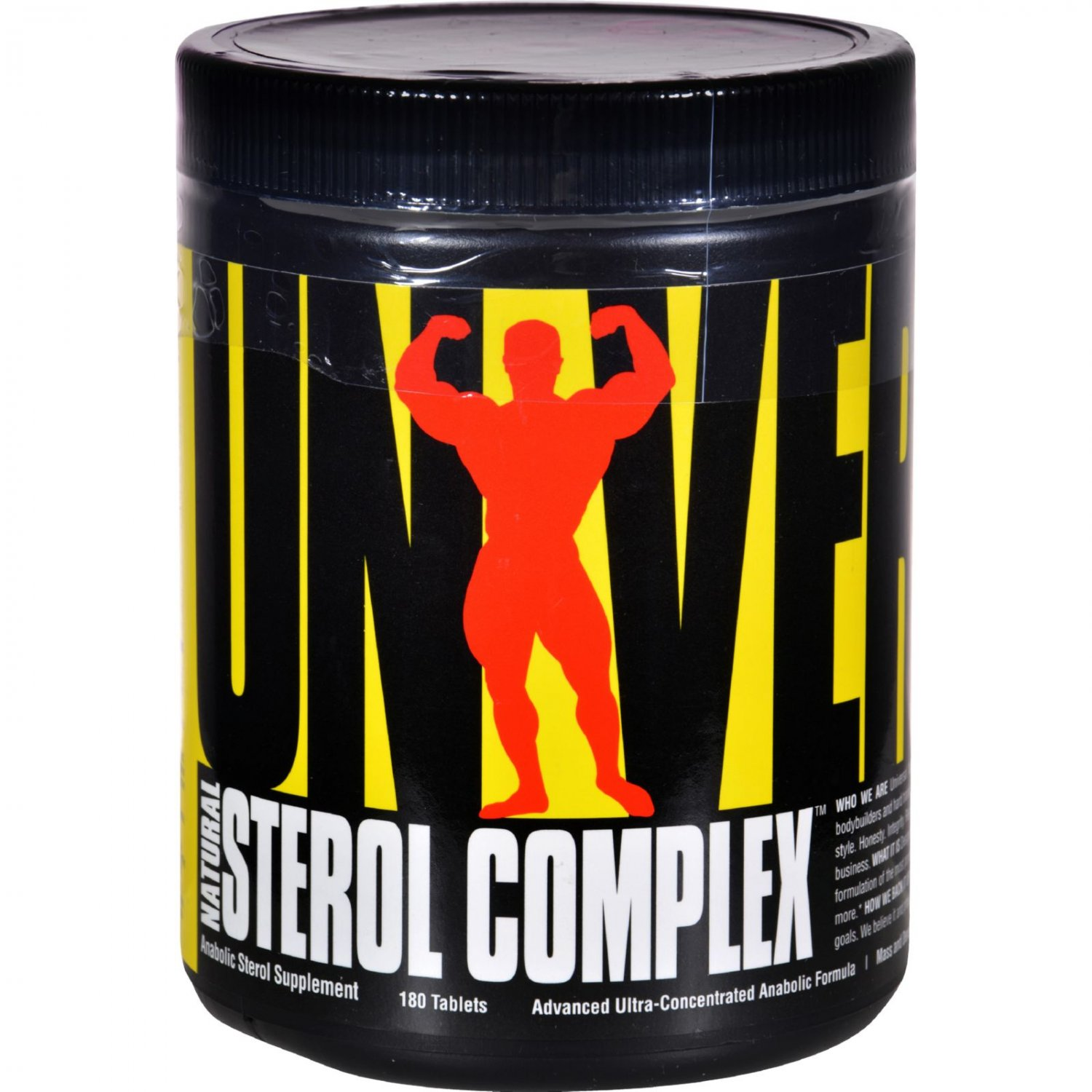 Universal Nutrition Natural Sterol Complex - 180 Tablets