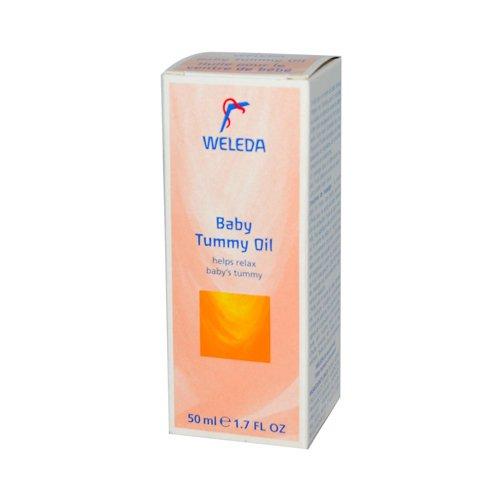 Weleda Baby Tummy Oil - 1.7 fl oz