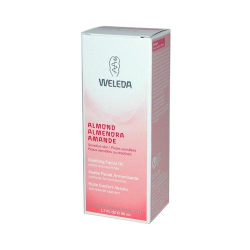 Weleda Facial Oil Almond - 1.7 fl oz