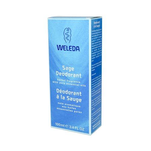 Weleda Deodorant Sage - 3.4 fl oz