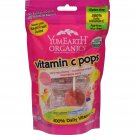 Yummy Earth Organic Vitamin C Pops - 3 oz - Case of 6