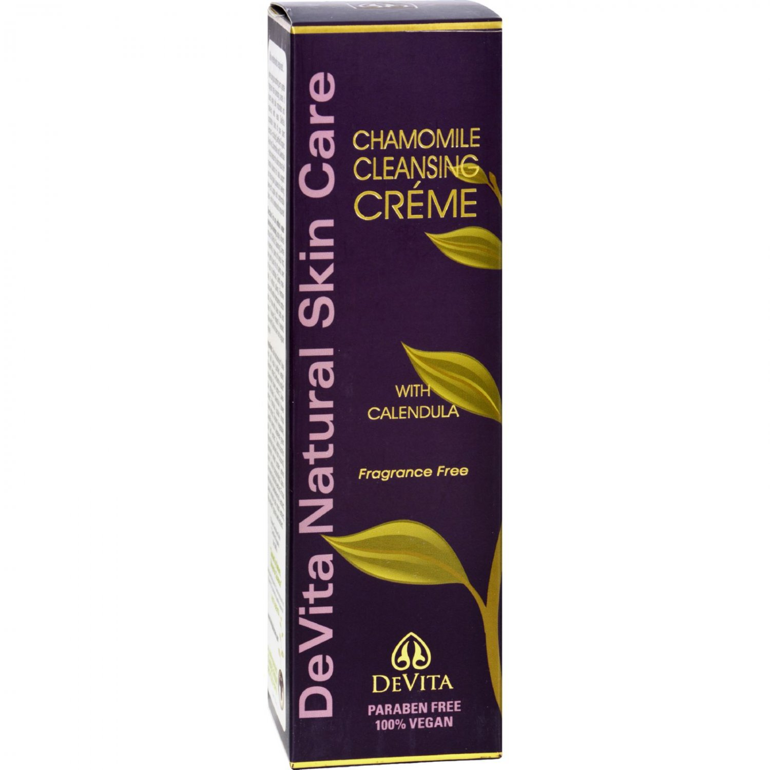 Devita Natural Skin Care Cleanse Creme - Chamomile - 5 fl oz