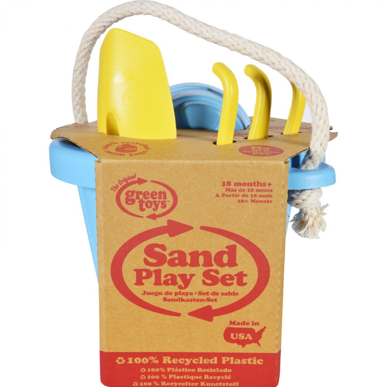 Green Toys Sand Play Set - Blue