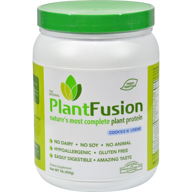 Plantfusion - Cookies N Cream - 1 LB