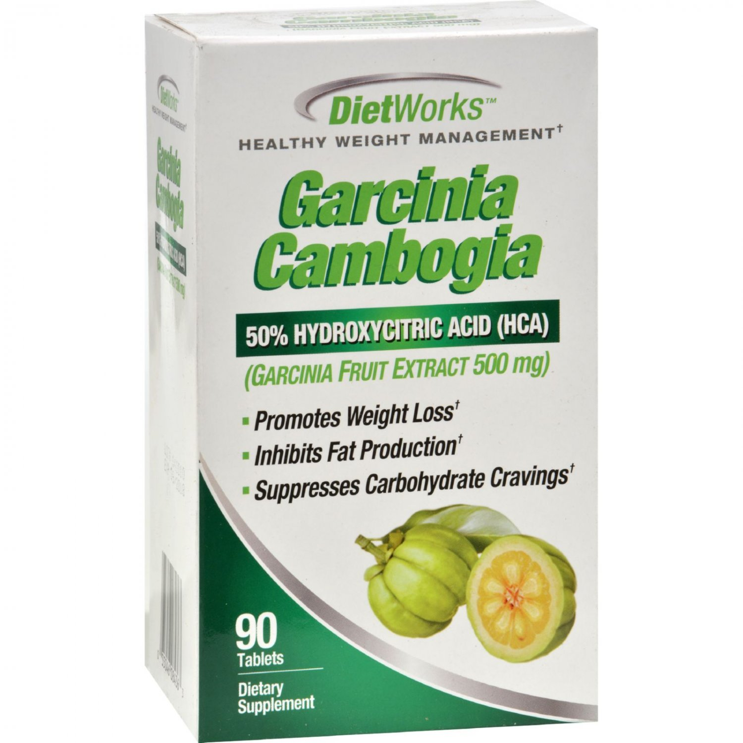 Diet Works Garcinia Cambogia - 90 Ct
