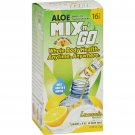 Lily of the Desert Aloe Drink Mix - Mix N Go Lemonade - 16 Packets