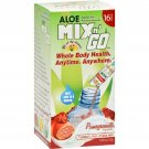 Lily of the Desert Aloe Drink Mix - Mix N Go Pomegranate - 16 Packets