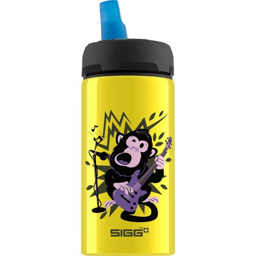 Sigg Water Bottle - Cuipo Rainforest Rocker - .4 Liters - Case of 6