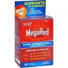 Schiff Vitamins Omega 3 Krill Oil - MegaRed - Extra Str - 500 mg - 60 Softgels