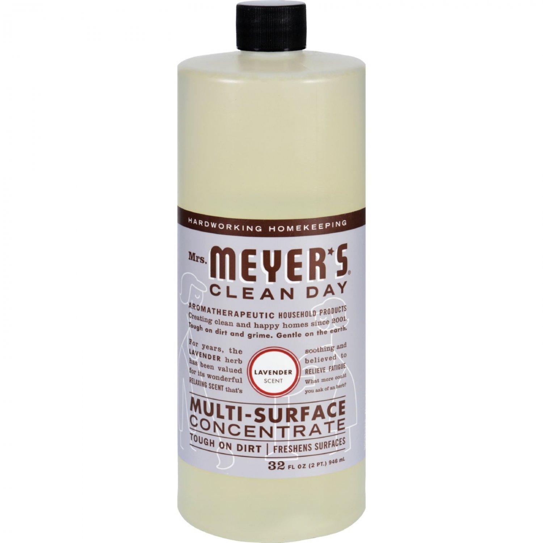 Mrs. Meyer's Multi Surface Concentrate - Lavender - 32 fl oz