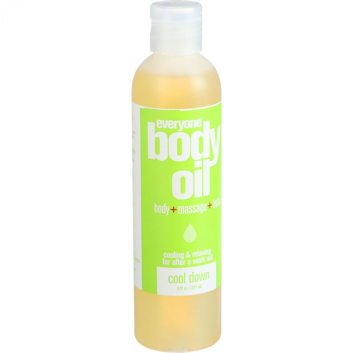 EO Products Everyone Body Oil - Cool Down - 8 oz