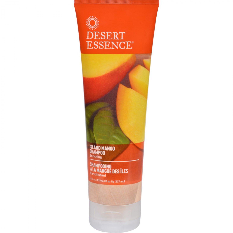 Desert Essence Shampoo - Island Mango - 8 oz