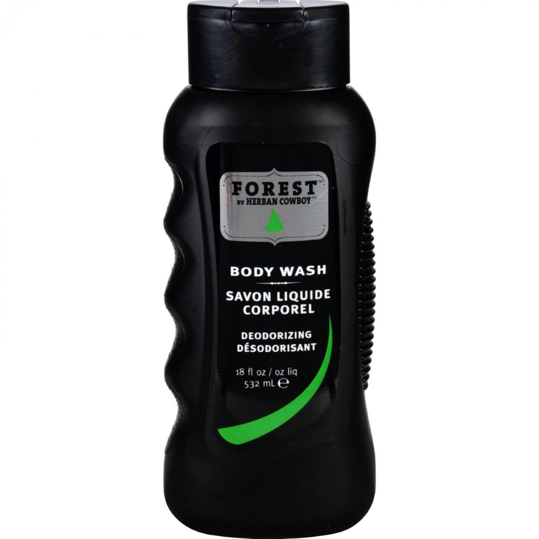 Herban Cowboy Body Wash - Forest - 18 oz