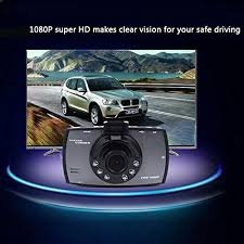 170-Degree Wide-angle Lens Car DVR Recorder (D828) Gray