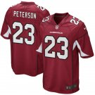 Men's Arizona Cardinals David Johnson Cardinal Game Jersey