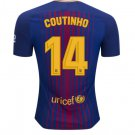 Philippe Coutinho #14 Barcelona 2019-2020 Home Jersey