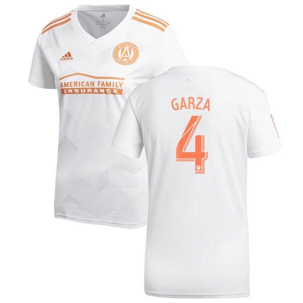 Women's Greg Garza #4 Atlanta United FC  2018 MLS SOCCER Jersey