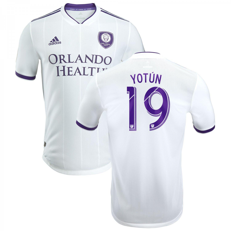 low priced adb36 912ee Yoshimar Yotún #19 Orlando City SC 2018/2019 MLS SOCCER ...