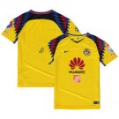 American away Yellow 2018-2019 Jersey W Shorts Kid Youth For Age 3-13