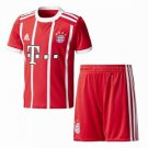Bayern home Soccer 2018-2019 Jersey W Shorts Kid Youth For Age 3-13