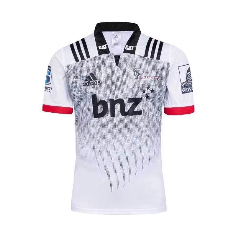 2018-2019 NRL Rugby Jersey Crusaders Away Men's jerseys